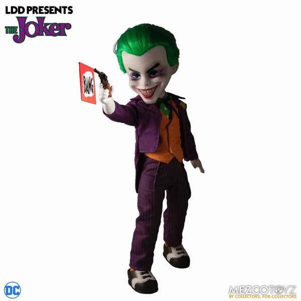 リビングデッドドールズ/ LDD presents DCコミックス: ジョーカー[メズコ]《03月仮予約》