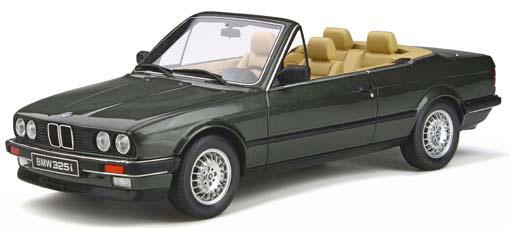 海外最新 1/18 BMW 325i BMW (E30) コンバーチブル (グリーン)[OttO 1/18 コンバーチブル mobile]《在庫切れ》, ロイスサーフ:83981324 --- kventurepartners.sakura.ne.jp