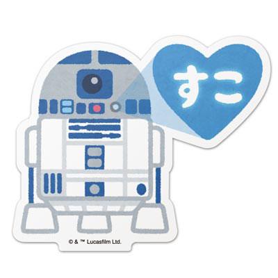 スター ウォーズ ダイカットステッカー 10 R2 D2 Illustration 在庫品 コトブキヤ みふねたかし 開店祝い 発売済 By