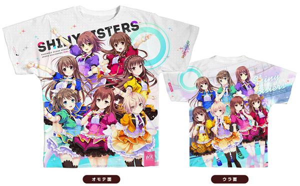 シャイニー・シスターズ 両面フルグラフィックTシャツ XLサイズ[ensemble]《01月予約》