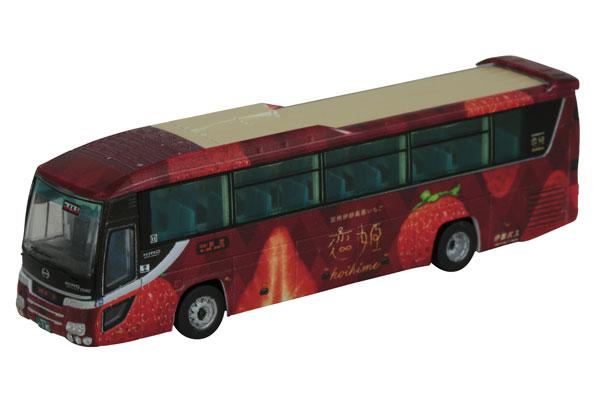 ザ・バスコレクション 伊那バス創業100周年記念「恋姫」ラッピングバス[トミーテック]《04月予約》