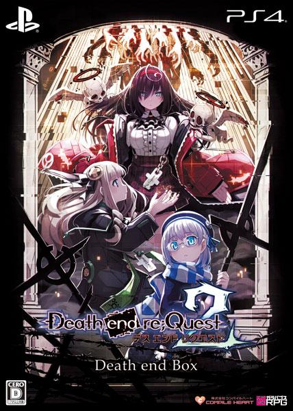 【特典】PS4 Death end re;Quest2 Death end BOX[コンパイルハート]《02月予約》