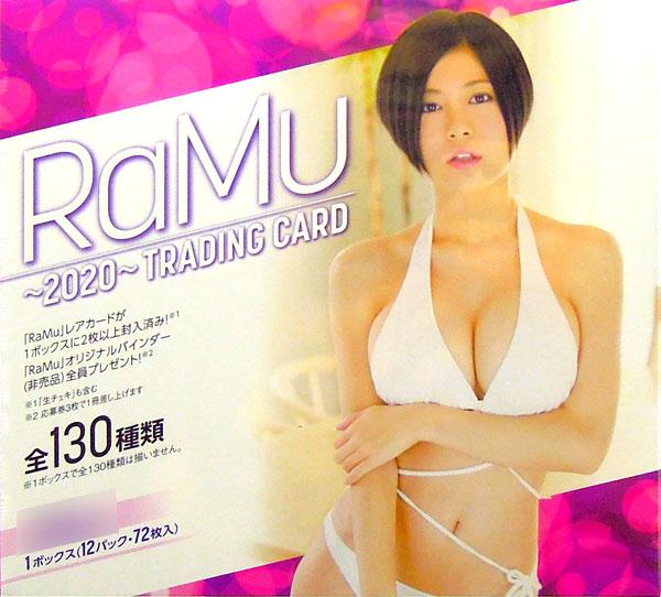 【特典】RaMu ~2020~ トレーディングカード 12パック入りBOX[ヒッツ]《02月予約》