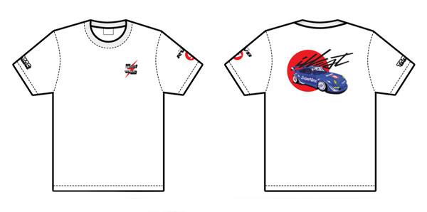 illest × Tarmac × Super Nine Tシャツ White (L Size)[Tarmac Works]《02月予約》