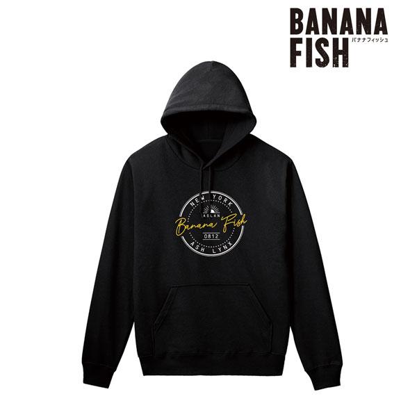 BANANA FISH アッシュ・リンクス パーカー レディース L[アルマビアンカ]《04月予約》