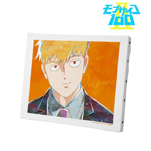 モブサイコ100 II 霊幻新隆 Ani-Art キャンバスボード[アルマビアンカ]《03月予約》