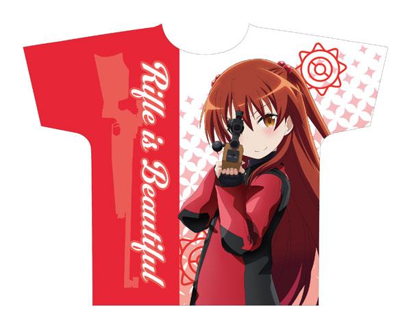ライフル・イズ・ビューティフル フルグラフィックTシャツ 姪浜エリカ[コンテンツシード]《01月予約》