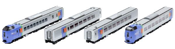 HO-9097 限定品JR キハ261 1000系特急ディーゼルカー(HET261ロゴ)セット(4両)[TOMIX]【送料無料】《在庫切れ》
