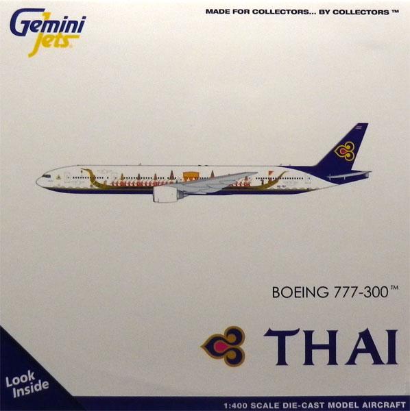 1/400 Gemini400 777-300 タイ航空 HS-TKF[ジェミニ]《01月予約※暫定》