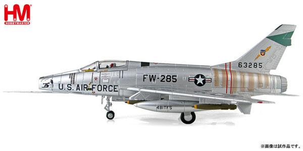 """1/72 F-100D スーパーセイバー """"プリティー・ペニー""""[ホビーマスター]《04月予約》"""
