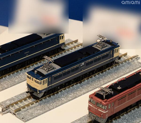 7125 JR EF65 1000形電気機関車(田端運転所・Hゴムグレー)[TOMIX]《発売済・在庫品》