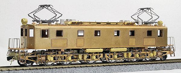 16番 国鉄 EF10形 6次車(34~41号機) 電気機関車 組立キット[ワールド工芸]【同梱不可】【送料無料】《在庫切れ》