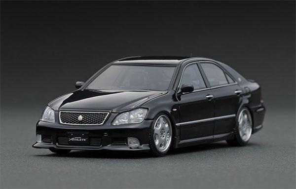 入荷中 1/43 1/43 Toyota Crown Toyota (GRS180) 3.5 (GRS180) Athlete Black[イグニッションモデル]《在庫切れ》, フジグン:89e8cf27 --- kventurepartners.sakura.ne.jp