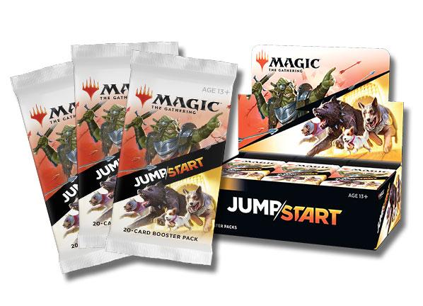 マジック:ザ・ギャザリング Jump Start 英語版 24パック入りBOX[Wizards of the Coast]《07月予約》