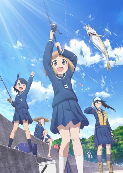 BD 放課後ていぼう日誌 Vol.3 (Blu-ray Disc)[KADOKAWA]《11月予約》