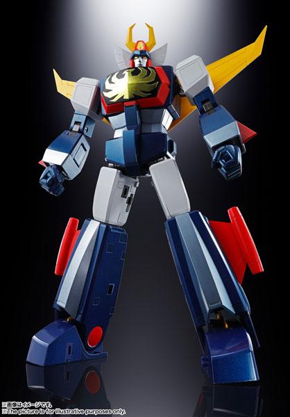 超合金魂 GX-66R 無敵ロボ トライダーG7 『無敵ロボ トライダーG7』[BANDAI SPIRITS]【送料無料】《10月予約》