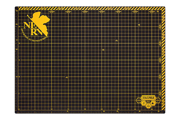 A.T.FIELD カッターマット 毎日がバーゲンセール A3 即納送料無料! NERVモデル オルファ 《発売済 在庫品》