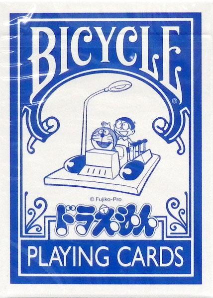 BICYCLE PLAYING ショッピング 買物 CARDS ドラえもん 在庫品》 《発売済 トイ メディコム