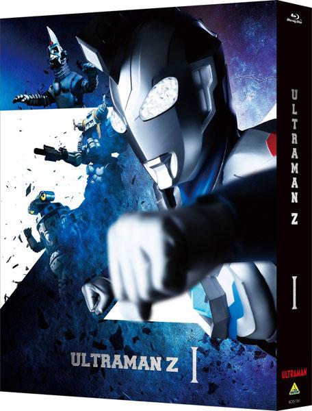 BD BOX Blu-ray ウルトラマンZ I[バンダイナムコアーツ]【送料無料】《01月予約》
