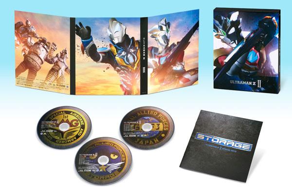 BD ウルトラマンZ Blu-ray BOX II[バンダイナムコアーツ]【送料無料】《03月予約》