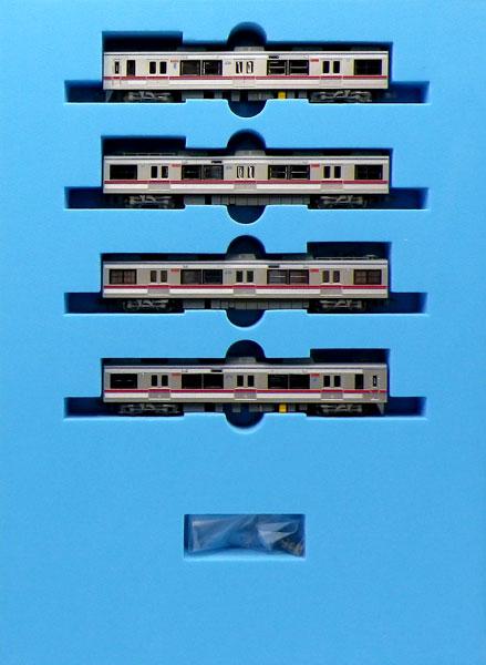 超歓迎された A6043 京成3500形 更新車 休み シングルアームパンタ 3556F 送料無料 《発売済 マイクロエース 増結4両セット 在庫品》
