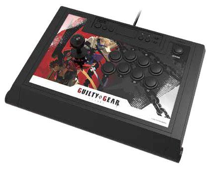 GUILTY AL完売しました 交換無料 GEAR -STRIVE- ファイティングスティックα for PlayStation 5 ホリ PC 在庫品》 4 《発売済 送料無料