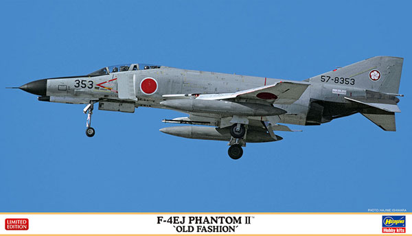 """1 選択 72 F-4EJ 売れ筋 ファントムII""""オールドファッション"""" 《10月予約》 プラモデル ハセガワ"""