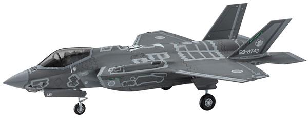 """1 72 F-35 発売モデル 新色 ライトニングII A型 """"航空自衛隊 ハセガワ 《10月予約》 プラモデル 2025"""" 第6航空団"""