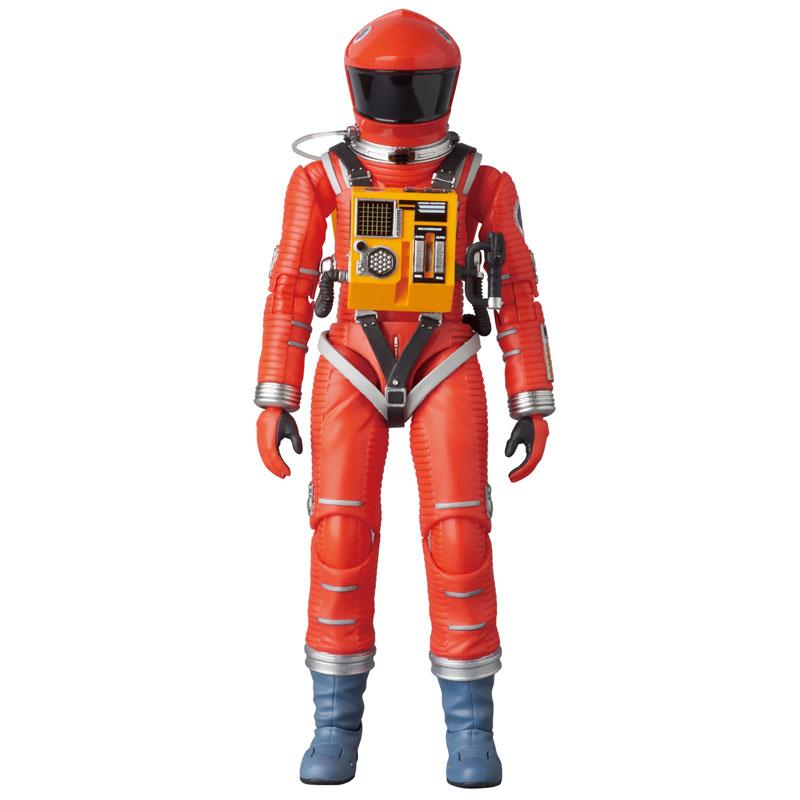 マフェックス No.034 MAFEX SPACE SUIT ORANGE Ver. 「2001: a space odyssey」より(再販)[メディコム・トイ]《発売済・在庫品》