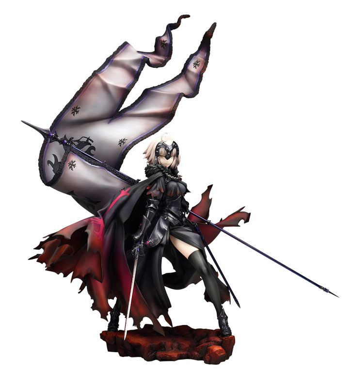 【11月上旬以降発送 発売済】Fate Grand Order アヴェンジャー ジャンヌダルク オルタ 1/7(再販)[アルター]【同梱不可】【送料無料】《発売済・在庫品》