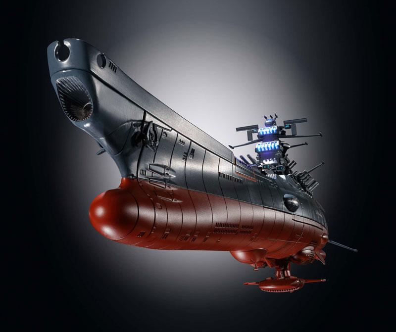超合金魂 GX-86 宇宙戦艦ヤマト2202 『宇宙戦艦ヤマト2202』[BANDAI SPIRITS]【送料無料】《発売済・在庫品》