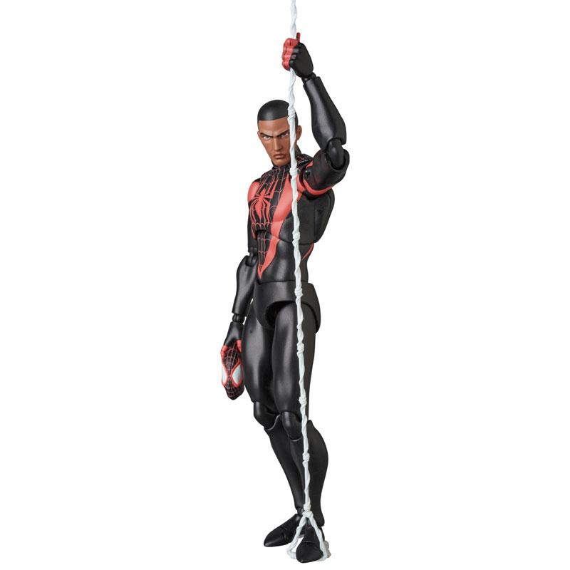 マフェックス No.092 MAFEX SPIDER-MAN(Miles Morales)[メディコム・トイ]《発売済・在庫品》