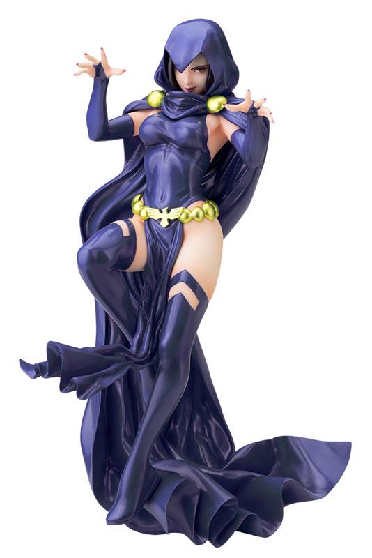 DC COMICS美少女 DC UNIVERSE レイブン 2nd Edition 1/7 完成品フィギュア(再販)[コトブキヤ]《発売済・在庫品》