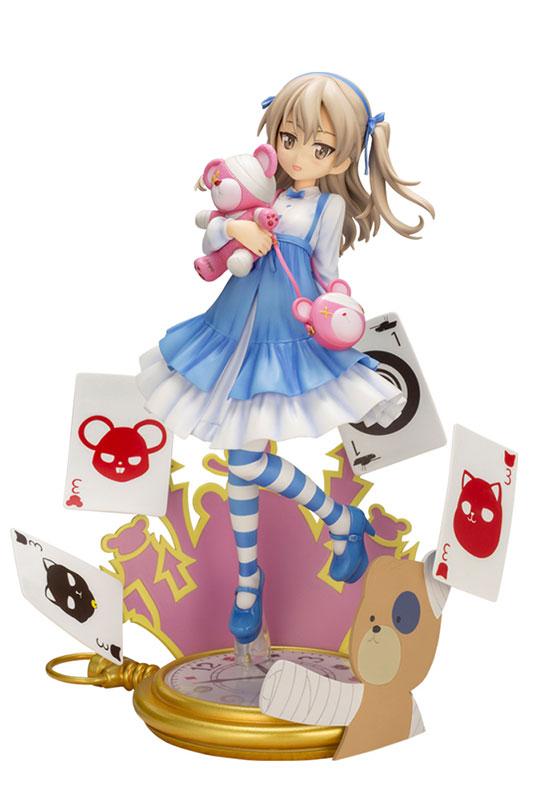 ガールズ&パンツァー 最終章 島田愛里寿 Wonderland Color ver. 1/7 完成品フィギュア[コトブキヤ]《発売済・在庫品》
