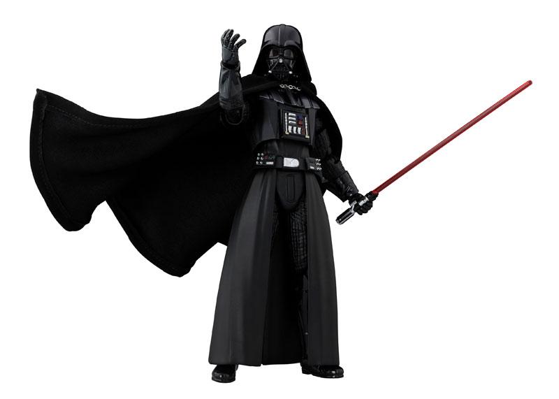 S.H.Figuarts ダース・ベイダー (Star Wars: Episode VI Return of the Jedi)[BANDAI SPIRITS]《発売済・在庫品》