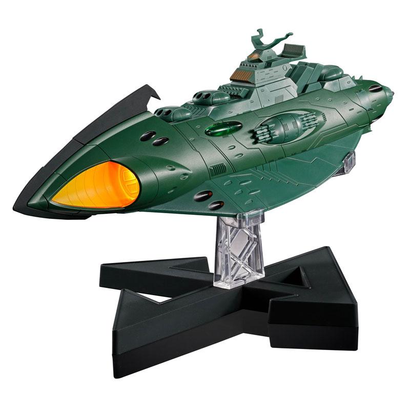 超合金魂 GX-89 ガミラス航宙装甲艦 『宇宙戦艦ヤマト2202 ~愛の戦士たち~』[BANDAI SPIRITS]《発売済・在庫品》