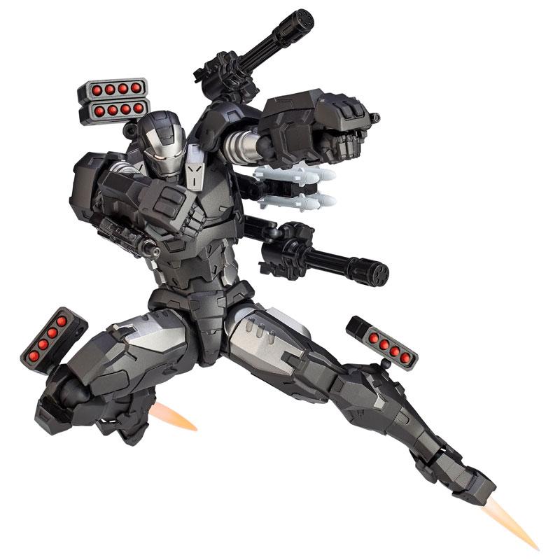 フィギュアコンプレックス アメイジング・ヤマグチ No.016 War machine(ウォーマシン)[海洋堂]《02月予約》
