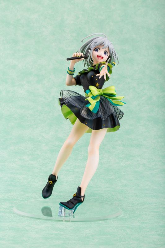 【限定販売】YuNi -Black Dress ver.- アクリルストラップセット 1/7 完成品フィギュア[NUVIS]《08月予約》