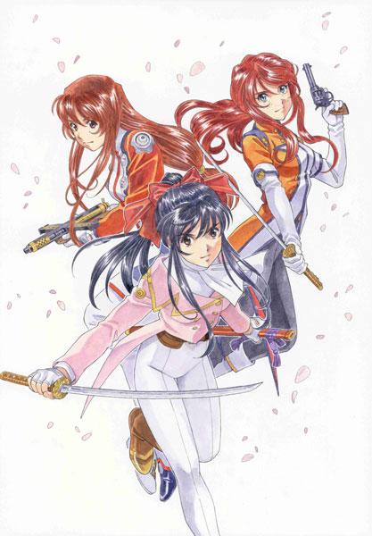 【あみあみ限定特典】BD サクラ大戦OVAシリーズ Blu-ray BOX[ポニーキャニオン]【送料無料】《発売済・在庫品》