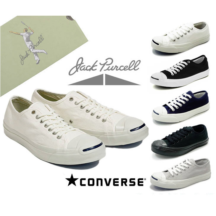amiami345  Jack Pursel low-frequency cut sneakers CONVERSE Converse ☆ Lady s  JACKPURCELL  f2b460d8d