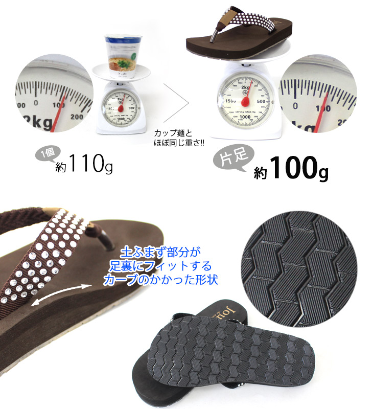 Beach Sandals Division No. 3 ranked ★ (Jul 21) rhinestone thong Sandals wide size 22.0 to 25.0 cm! Adult resort Sandals put it comfortably! Pettanko pettanko / hurt / / flat / ビーチサンダル / sandal