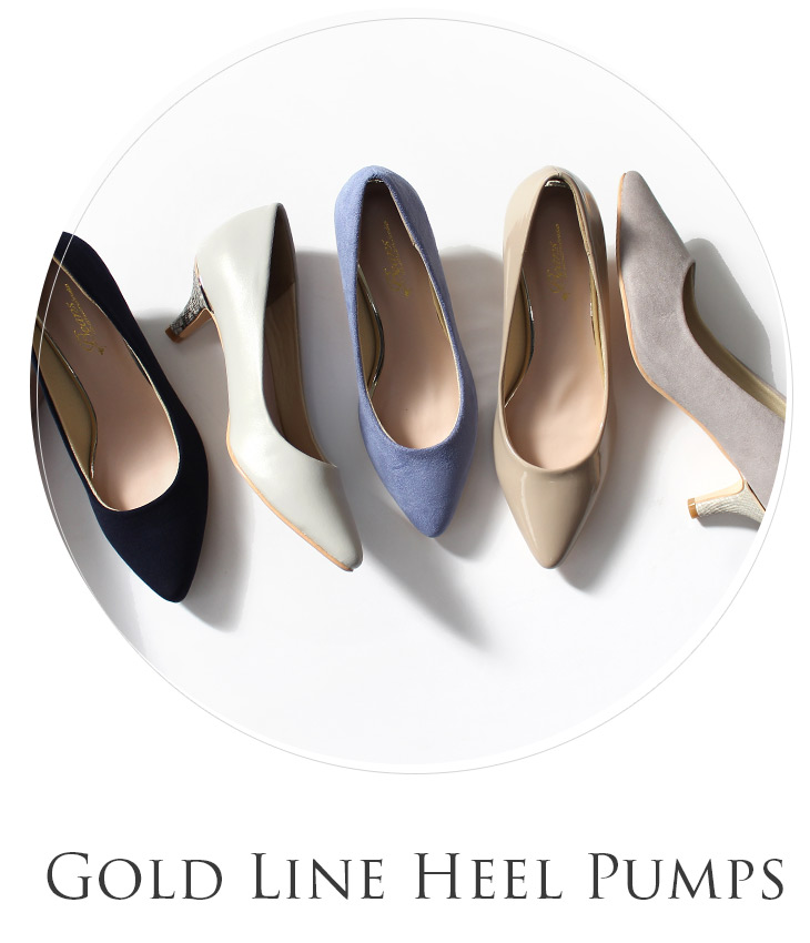 «Up to 9/30 9:59 ★ points 10 times» memory foam insoles! Run the gold line her pumps pointy toe Middle her legs fall 6 cm heel sore displeased not suede black 3 l bi-basic large size 25.0