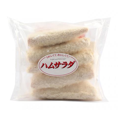 業務用食材 冷凍商品 野菜フライ 出色 60g×5 ハムサラダ おすすめ特集 大栄食品