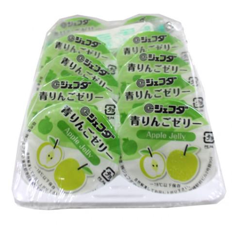 【業務用食材】【冷凍商品】【カップデザート・JFDA】 ジェフダ 青りんごゼリー 40g×10