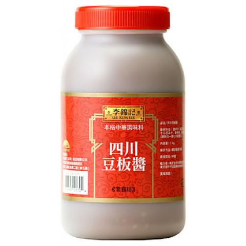 業務用食材 常温商品 中華調味料 四川豆板醤 1kg 完売 5☆大好評 李錦記