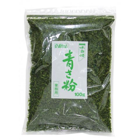 業務用食材 お値打ち価格で 常温商品 海苔 低廉 王将 100g 国産 青さ粉