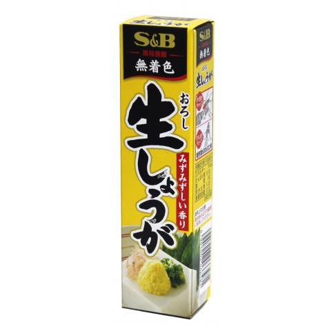 品質検査済 定価 業務用食材 常温商品 香辛料 SB食品 40g おろし生しょうが