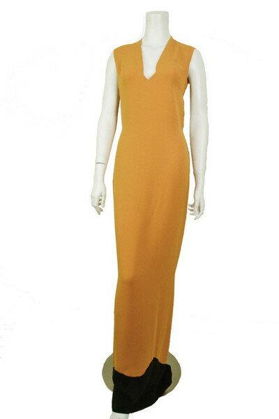 95%OFF 訳あり 新品 アニオナ AGNONA ロングドレス40 IOP71 40(M) 新品正規品アニオナのイタリア製シルク素材のロングドレス