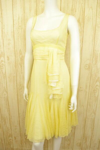 送料無料 新品 ポールカ PAULE KAシルクワンピースドレス38 LOP520 ポールカ PAULE KA ワンピースドレス 38(M) シルク素材のワンピースドレス ポールカのワンピースドレスドレス ポールカ 新品