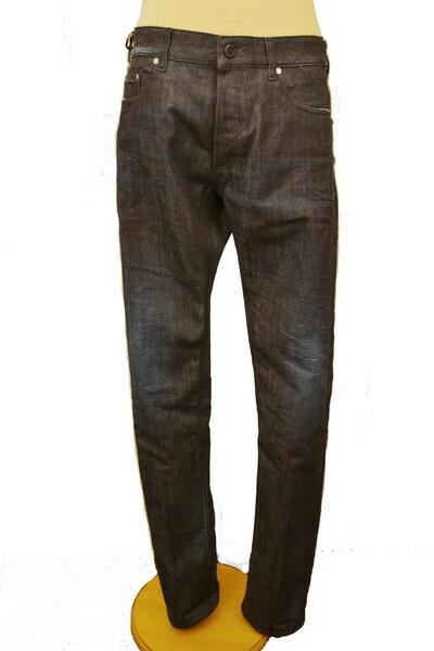 75%OFF 新品 マウログリフォーニ MAURO GRIFONI 伊ジーンズ33 MPT997 33(LL) 新品正規品マウログリフォーニのイタリア製コットン素材のジーンズ